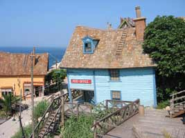 Popeye Village - Sweethaven